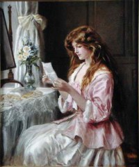 The Love Letter by Nina Hardy